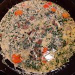 Brennnessel-Omelett
