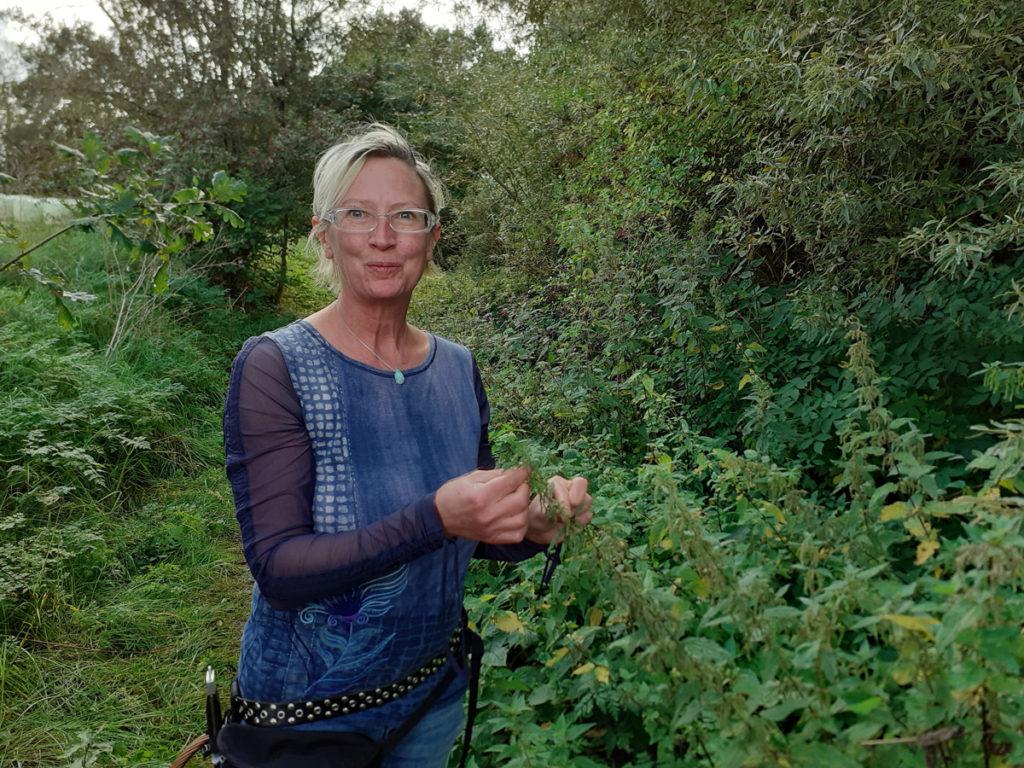 Kräuterzauberin, Nicole Weimert